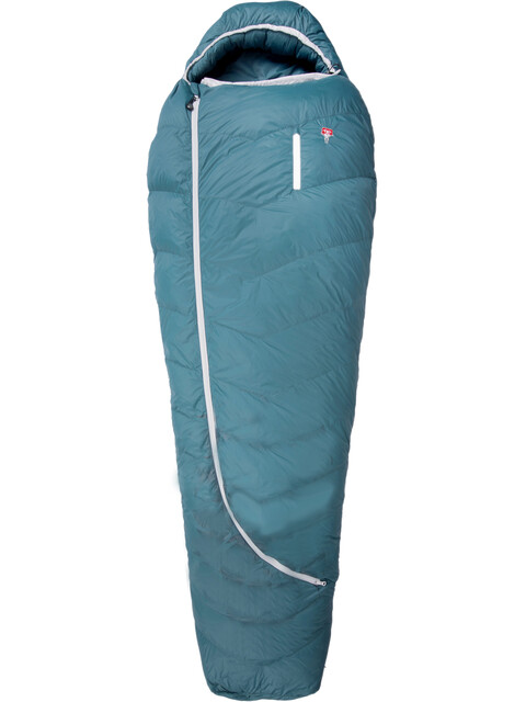 Grüezi-Bag M's Biopod DownWool Subzero Sleeping Bag Pine Green